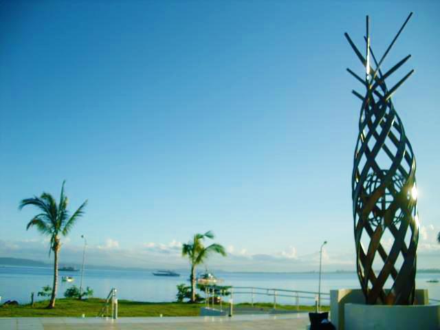 Yolanda Memorial Monument, Sagkahan, Tacloban City