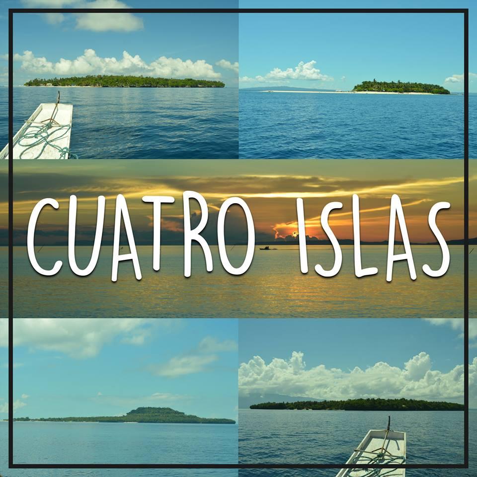 cuatro islas cover