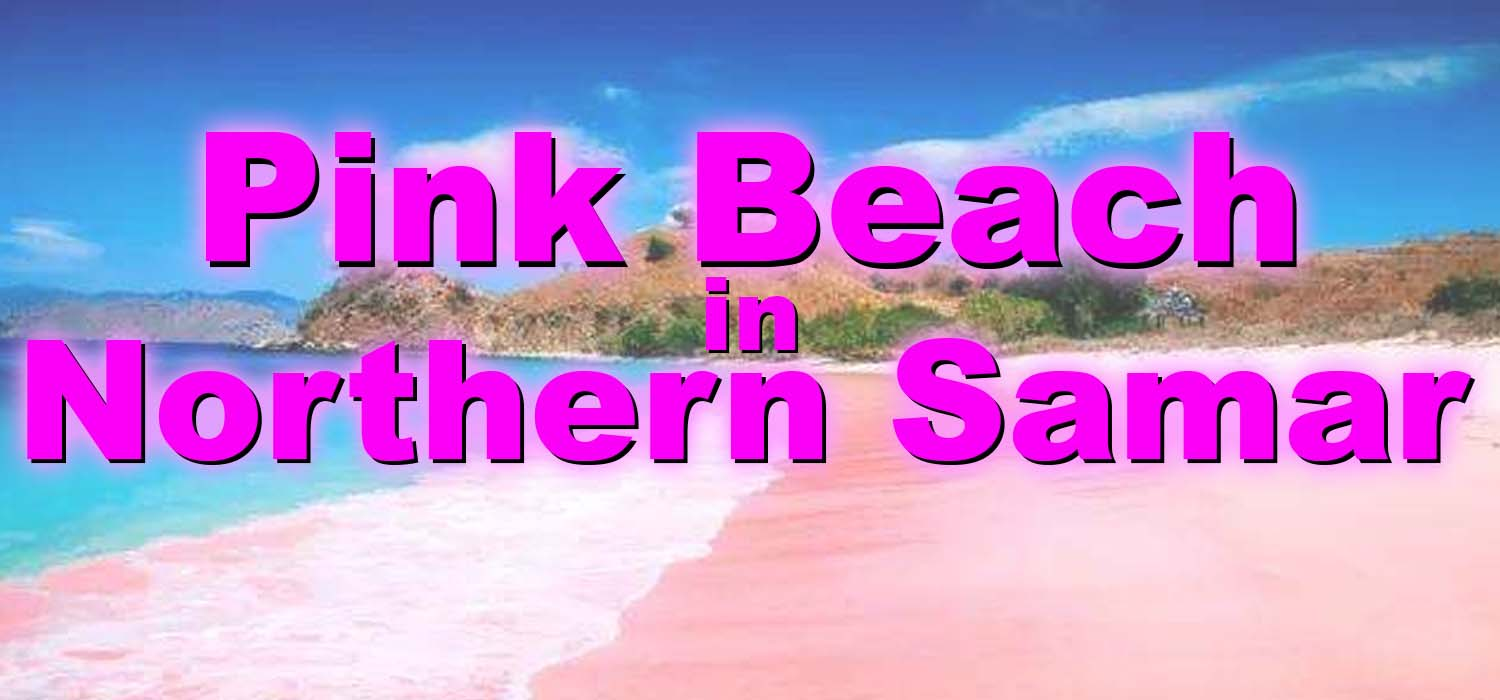pink beach cover