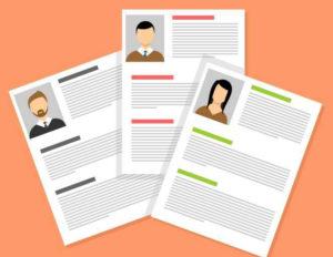 resume-cv-page