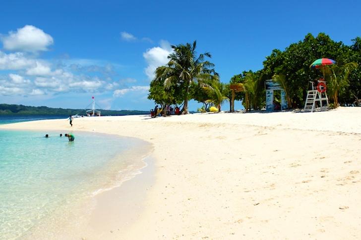 whitesand Canigao