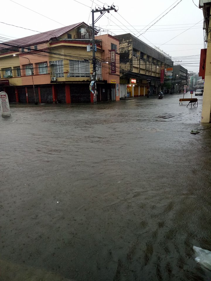Senator Enage St. Tacloban City Posted by: Mark Roca Malate on Facebook