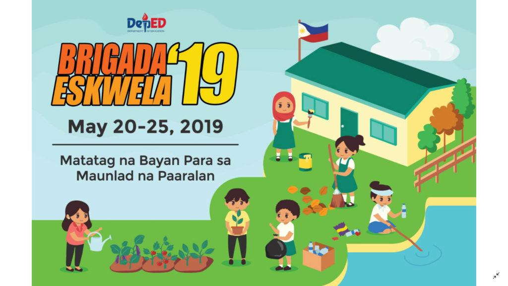 Brigada Eskwela 2019