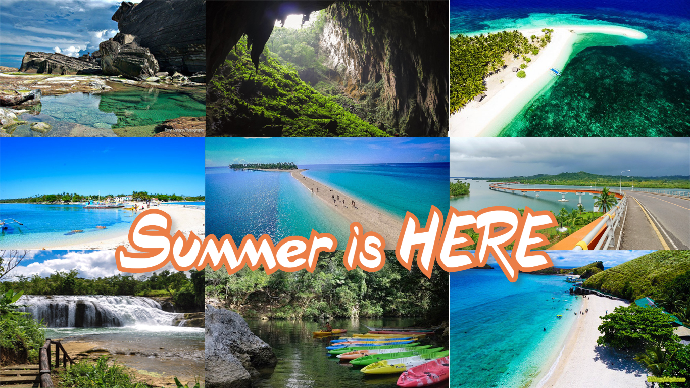 Summer Destinations in Eastern Visayas