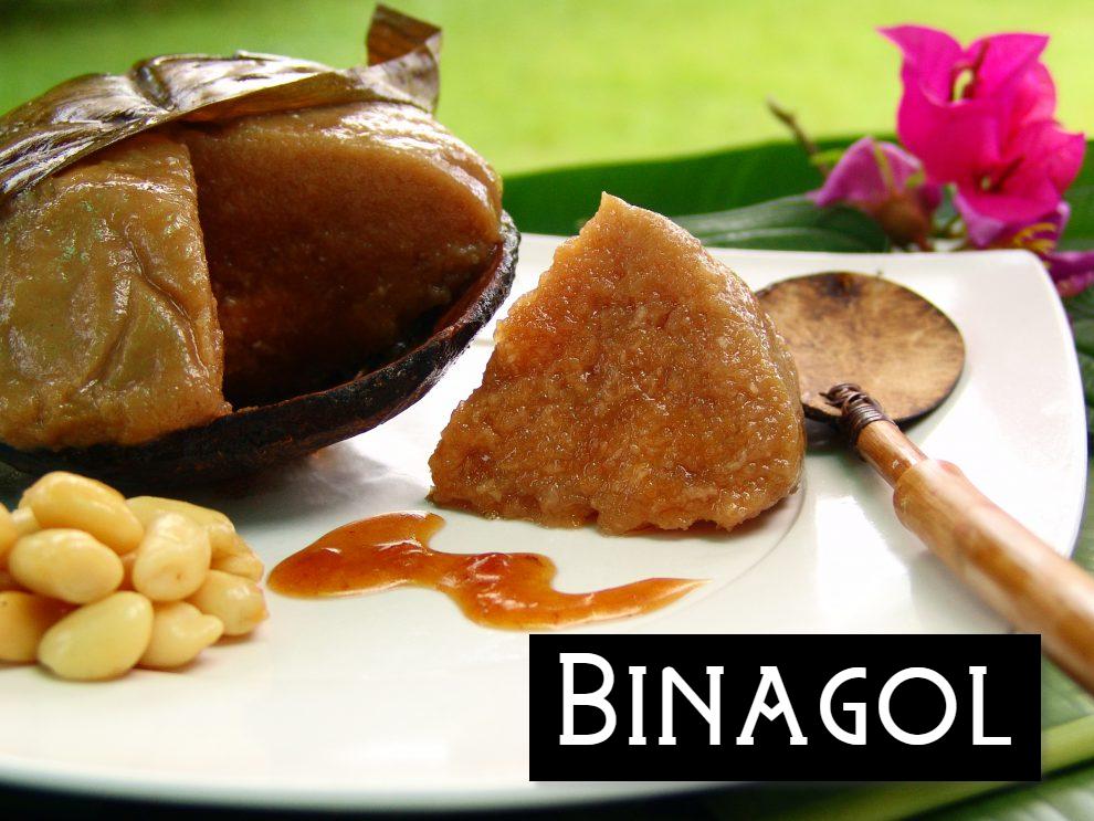 Binagol of Eastern Visayas