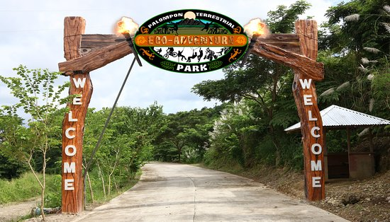 palompon eco park'