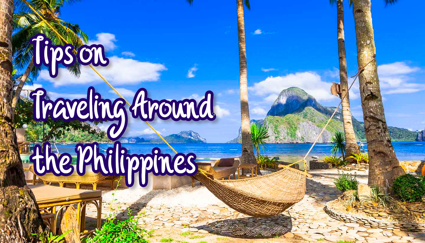 tips on traveling in philippines