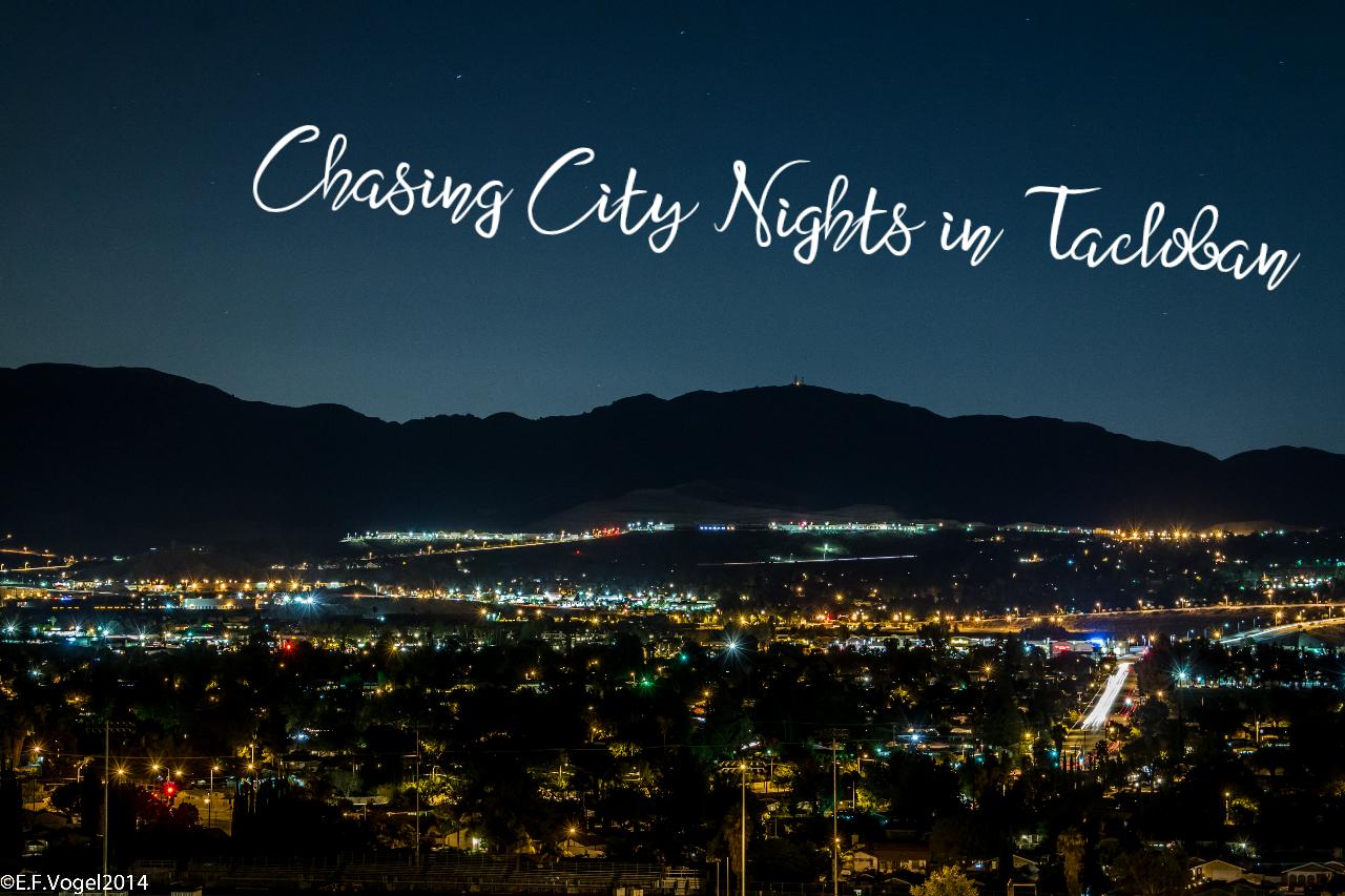 tacloban city nights